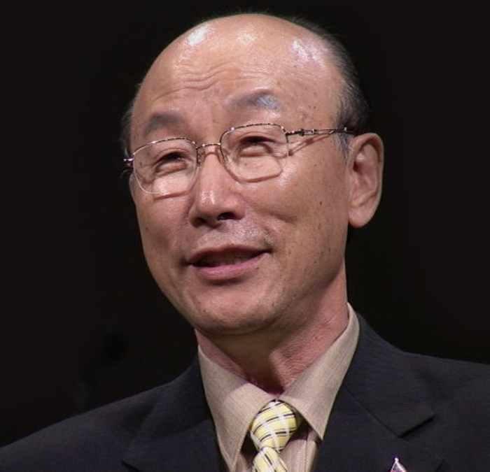 Le pasteur sud-coréen David Yonggi Cho