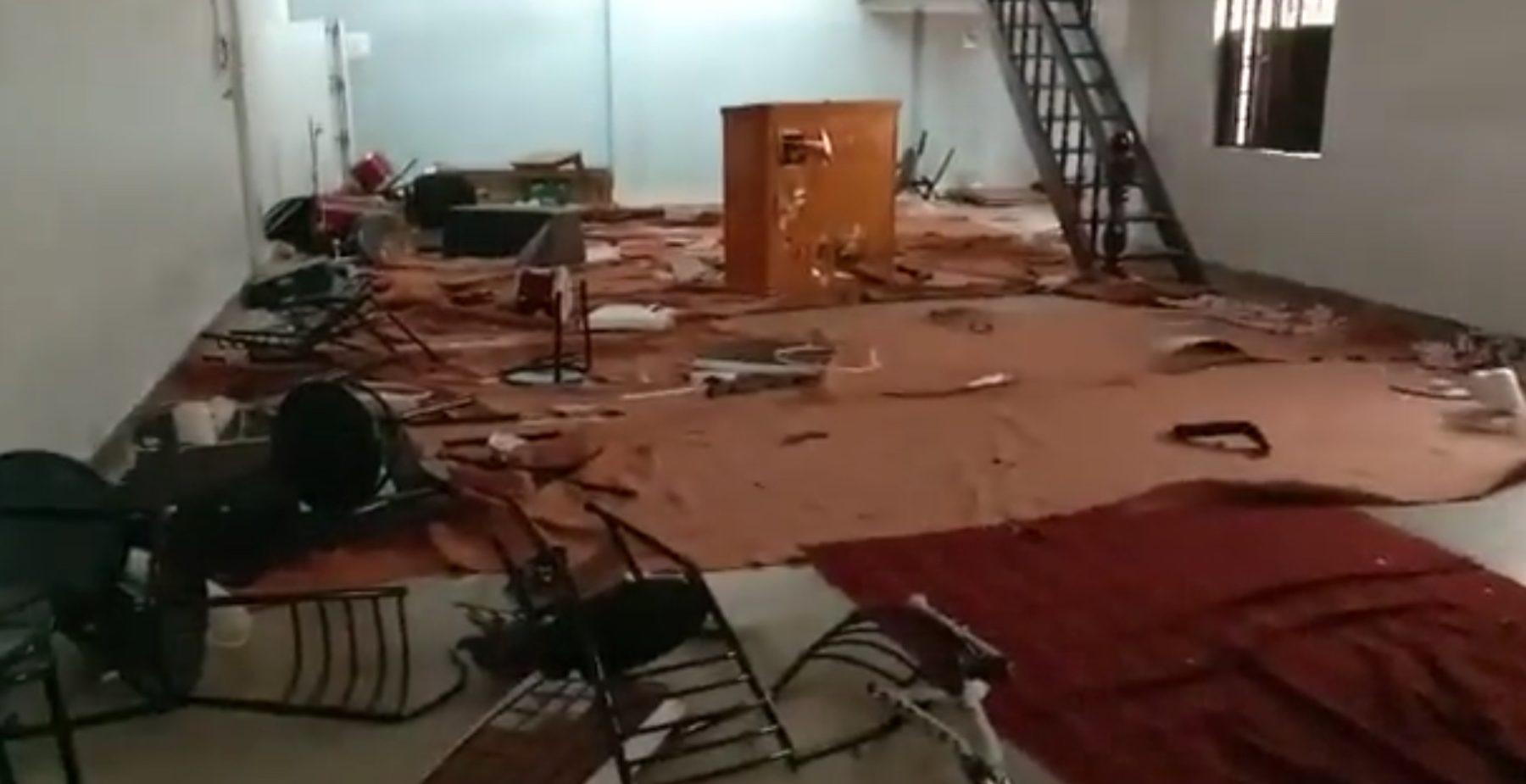 Dimanche 3 octobre, une foule d'environ 200 hommes armés de bâtons et de gourdins ont pris d'assaut une église protestante de la ville de Roorkee, dans l'Etat d'Uttarakhand, dans le nord de l'Inde.