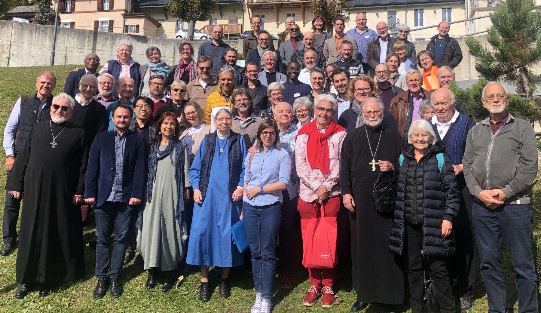 Environ 100 membres de toutes confessions et dénominations chrétiennes de Suisse romande se sont réunis à Leysin du 10 au 13 octobre pour le premier Forum chrétien romand